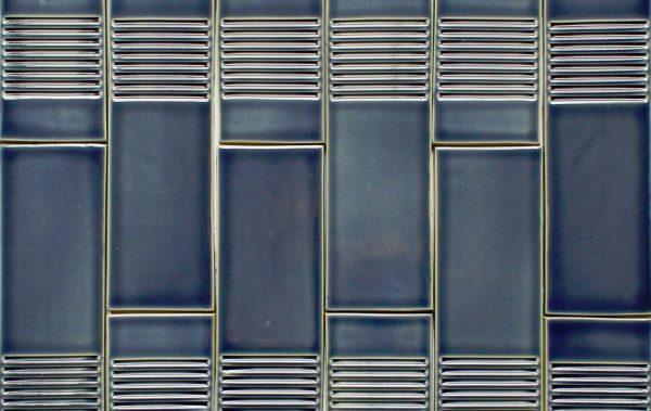 ModCraft high line dimensional tile close up blue vert