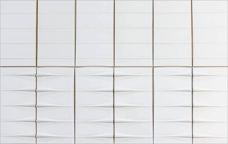 blog modcraft contemporary wall tile modern dimensional mosaic tile ceramics archita mosaic white