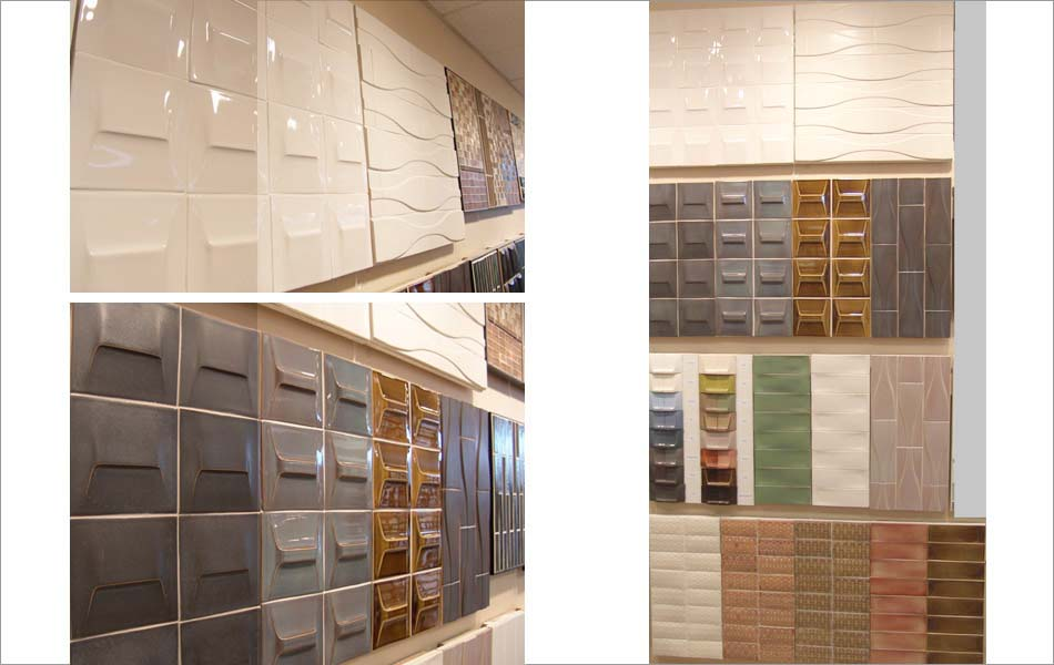 Wayne Tile brings ModCraft to their showroom
