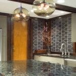 Dimensional Interlocking Wall tile