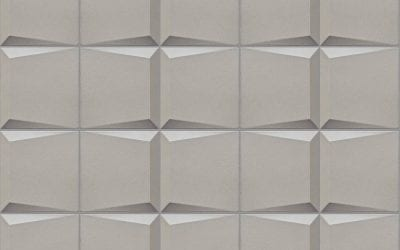 ModCraft dimensional wall tile style Hexon