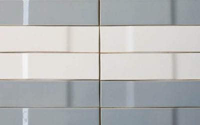 Shift dimensional wall tile